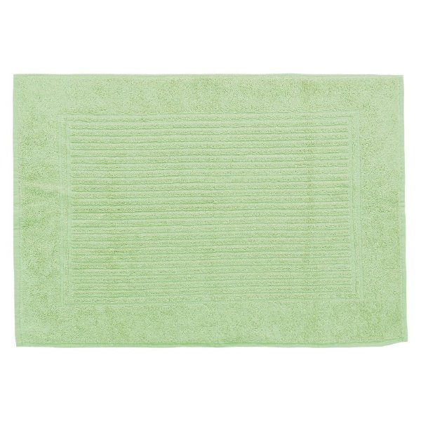 Toalha Piso para Pés - 48 x 70 cm - Verde Claro 3058 - Buddemeyer