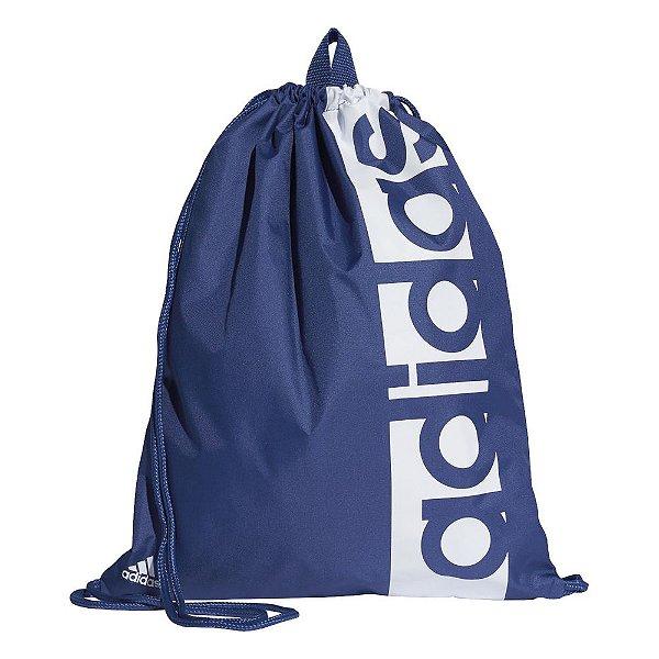 b77d6c91e Bolsa Gym Bag Linear Performance Azul - Adidas - Casa Joka