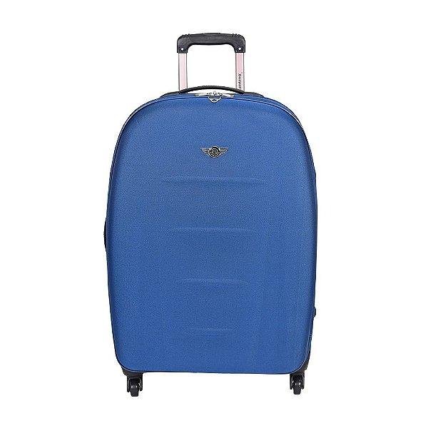 """Mala de Viagem EVA Média 24"""" - Azul - Santino"""