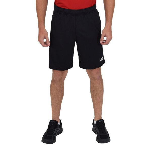 Bermuda Plain - Preta - Adidas