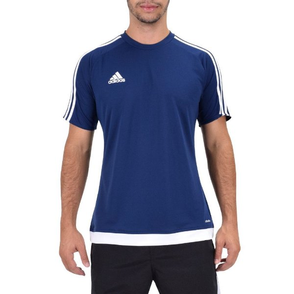 Camisa Masculina Estro 15 - Azul - Adidas