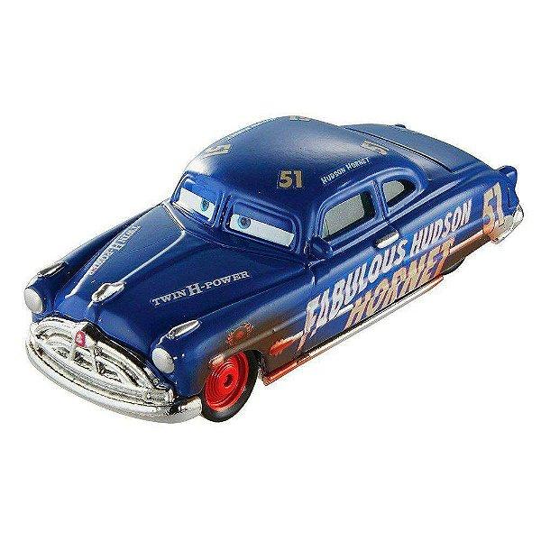 Carros 3 - Hudson Hornet - Mattel