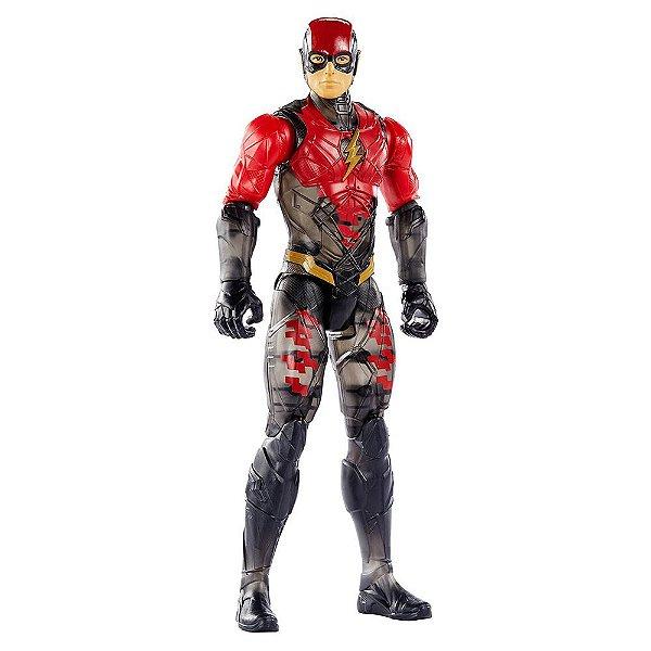 Boneco Flash 30 cm - Traje Táctico - Mattel