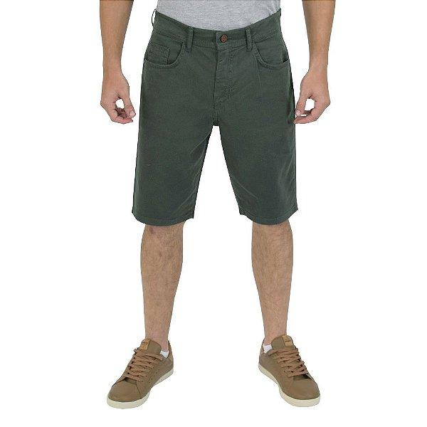 Bermuda Slim - Verde Musgo - DLZ