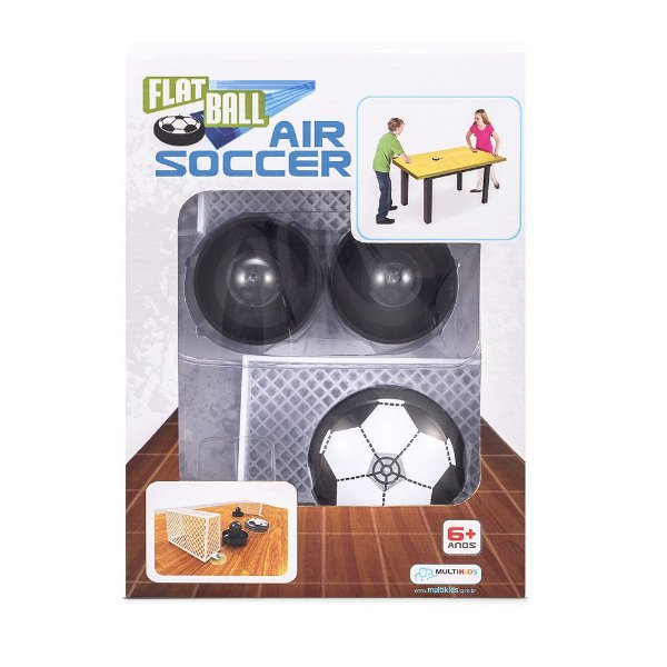 Flat Ball Air Soccer - Multikids