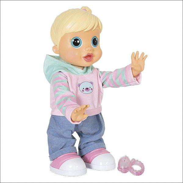 Boneca Baby Wow - Malu - Multikids