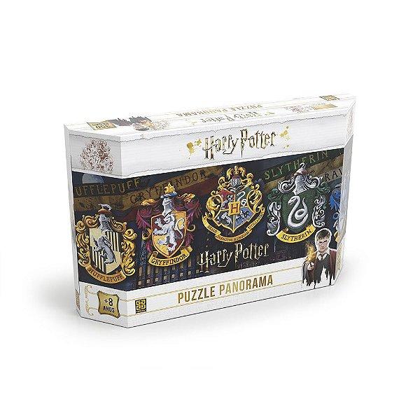 Quebra-Cabeça Panorâmico Harry Potter - 350 Peças - Grow