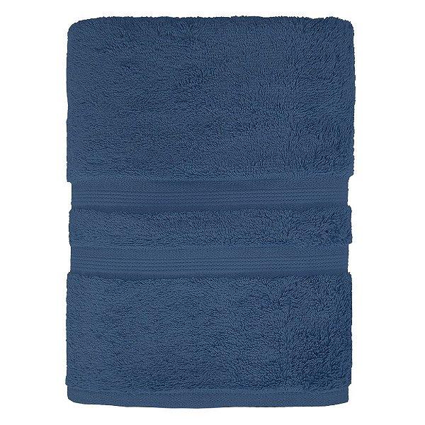 Toalha de Banho Algodão Egípcio - Azul Petróleo 1975 - Buddemeyer