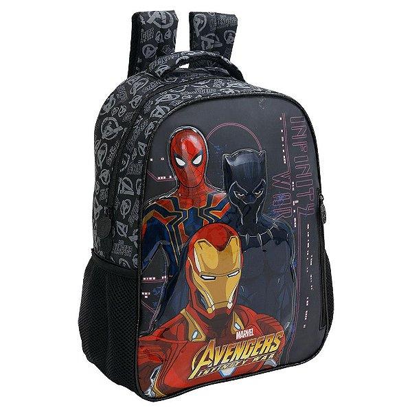 "Mochila de Costas 16"" Avengers Infinity War - Xeryus"