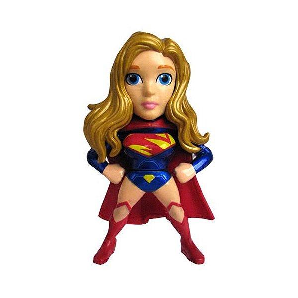 "Boneca Metals Die Cast 4"" - Supergirl - DTC"