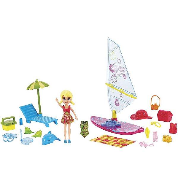 Polly Pocket Windsurf - Mattel