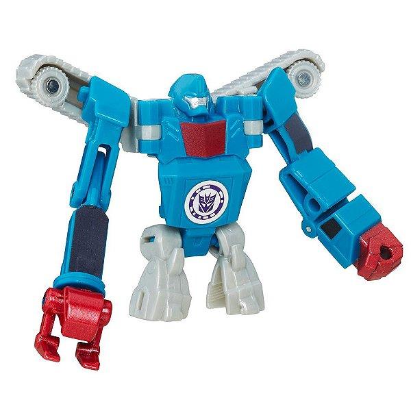 Boneco Transformers Prime Beast Hunters Legion - Groundbuster - Hasbro