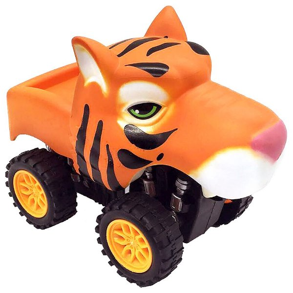 Carro Selvagem - Tigre - Buba