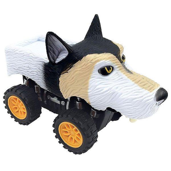 Carro Selvagem - Lobo - Buba