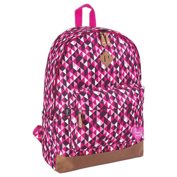 Mochila de Costas Para Notebook Plus Love Pink - Tilibra