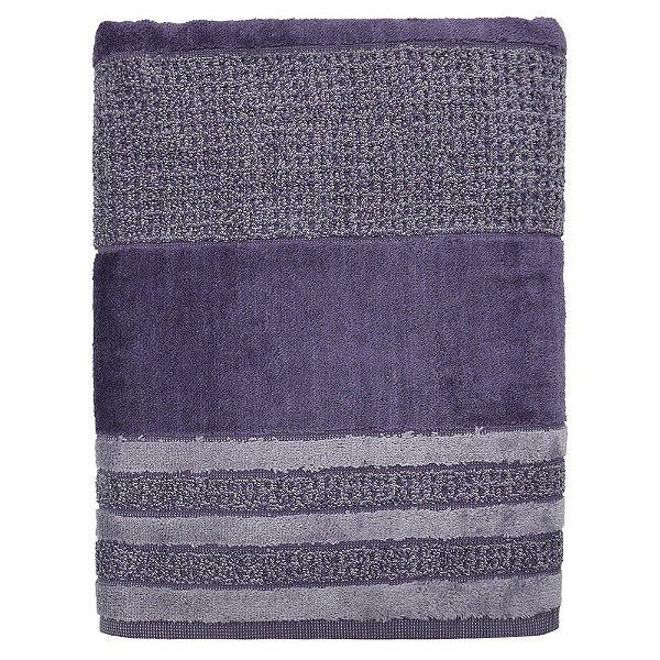 Toalha de Banho Elegant Colors - Lilás - Buddemeyer