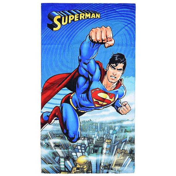Toalha de Praia - Super Man - Döhler