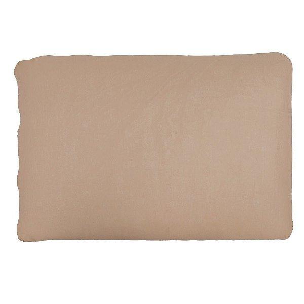 Capa Para Travesseiro Com Zíper - Canela - SulBrasil
