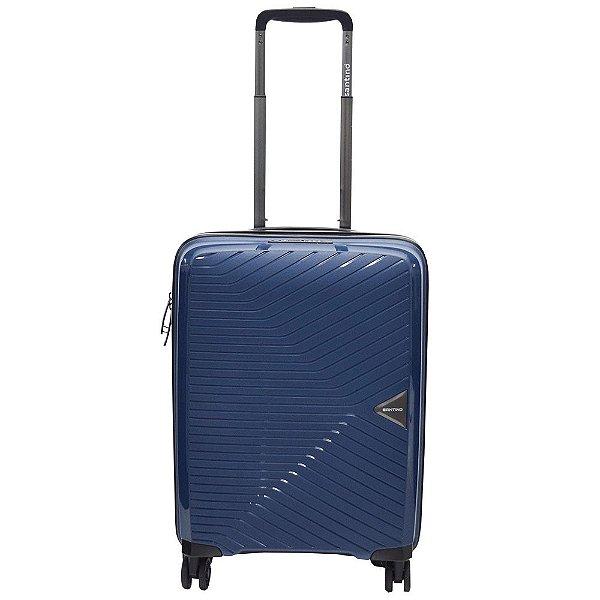 Mala de Viagem Firenze em PP Pequena - Azul - Santino