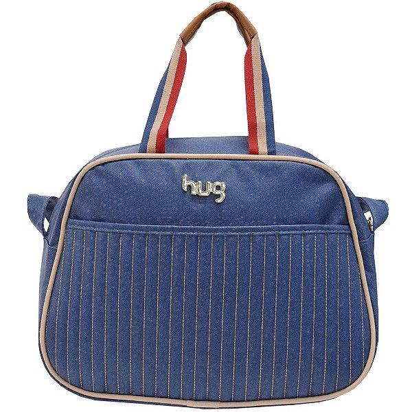 Bolsa de Maternidade Náutica G - Azul - Hug