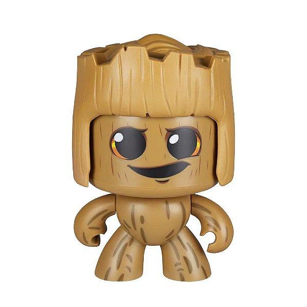 Figura Mighty Muggs Marvel - Groot - Hasbro