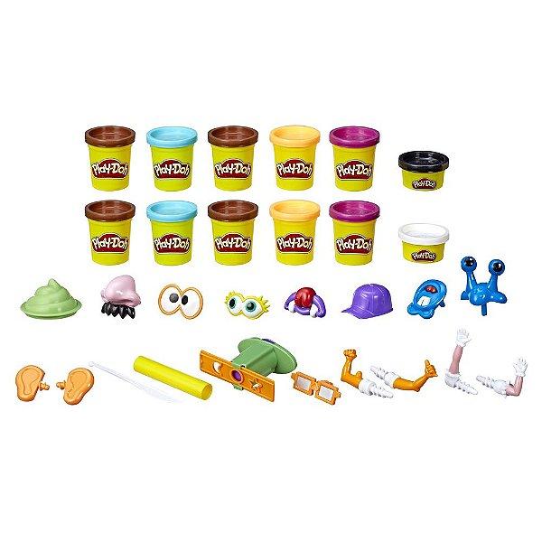Play-Doh Caquinhas Divertidas - Hasbro
