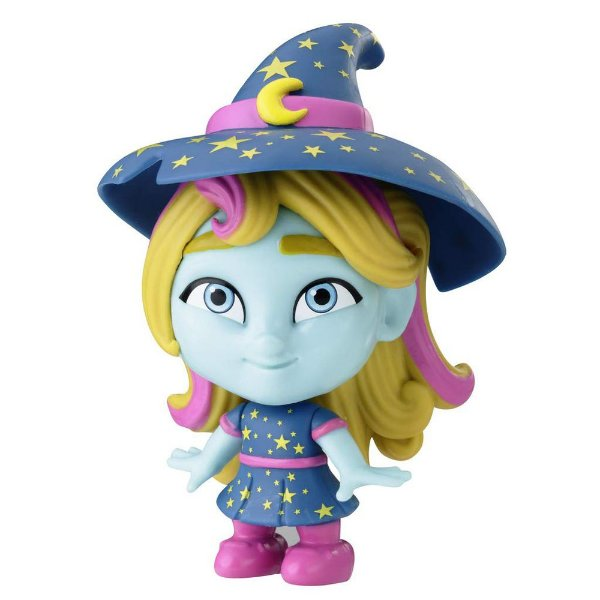 Figura Super Monsters Netflix - Katya Spelling - Hasbro