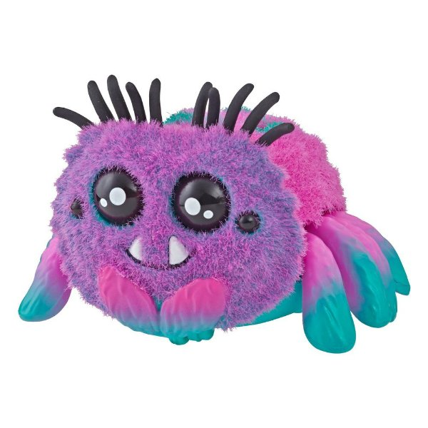 Figura Yellies Aranha - Toofy Spooder - Hasbro