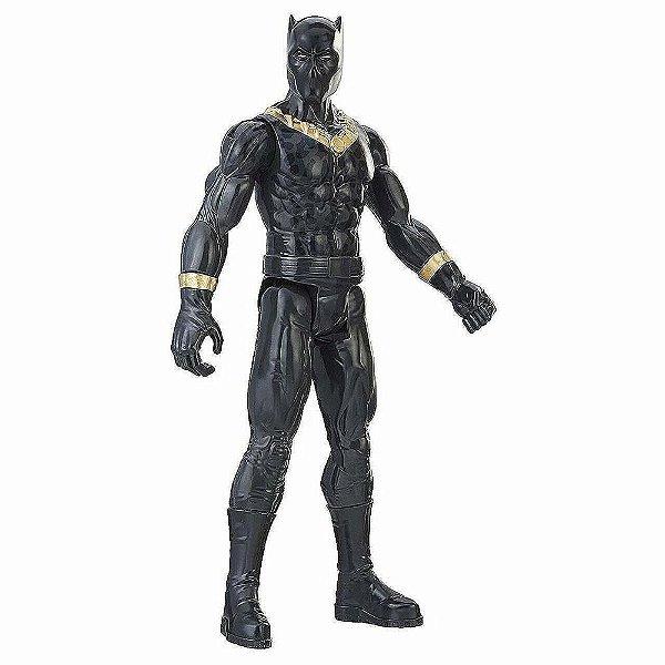 Boneco Pantera Negra - Marvel - Hasbro