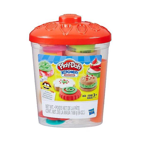 Play-Doh Pote de Biscoitos - Hasbro