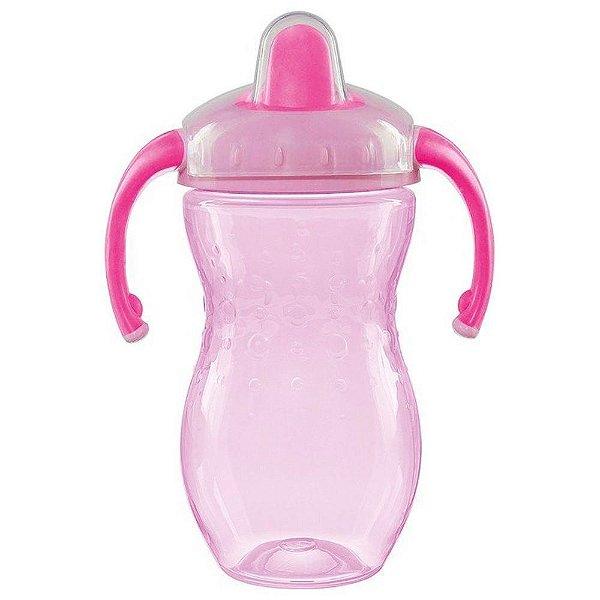 Copo de Treinamento Baby Rosa - 420ml