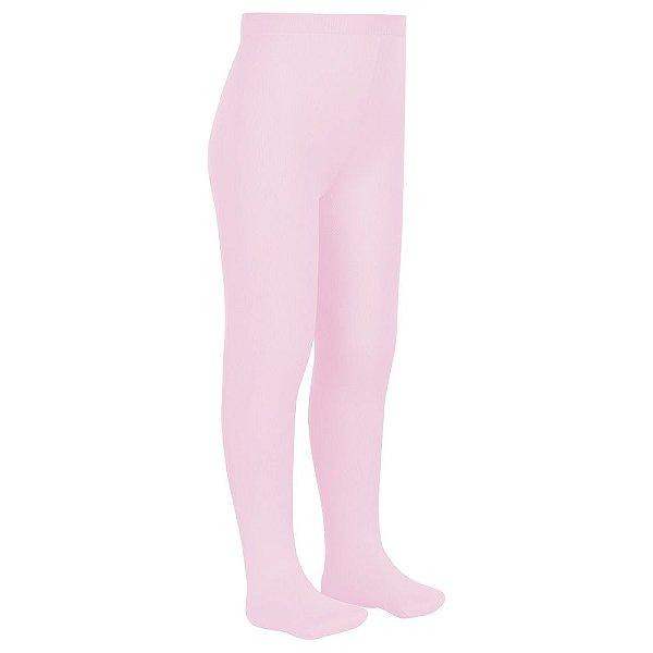 Meia Calça Lobinha Fio 80 - Rosa - Lupo