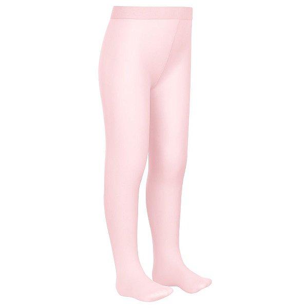 Meia Calça Opaca Fio 40 Lobinha - Rosa Suave - Lupo