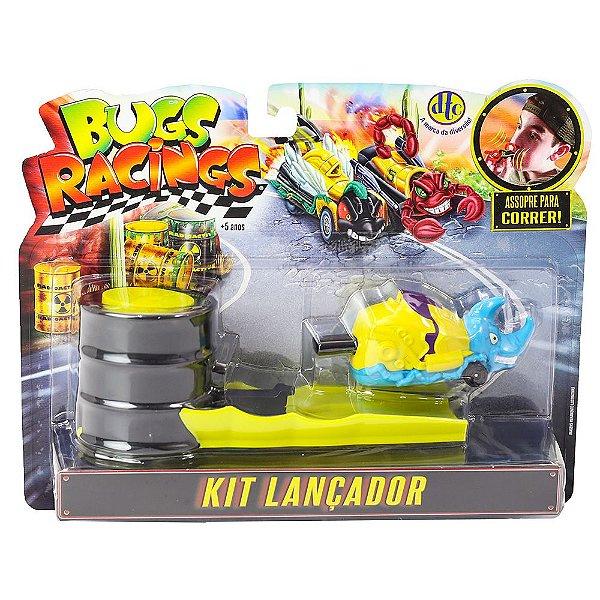 Kit Lançador Bugs Racings - Koleops - DTC