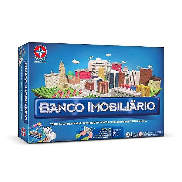 Banco Imobiliário Novo App - Estrela