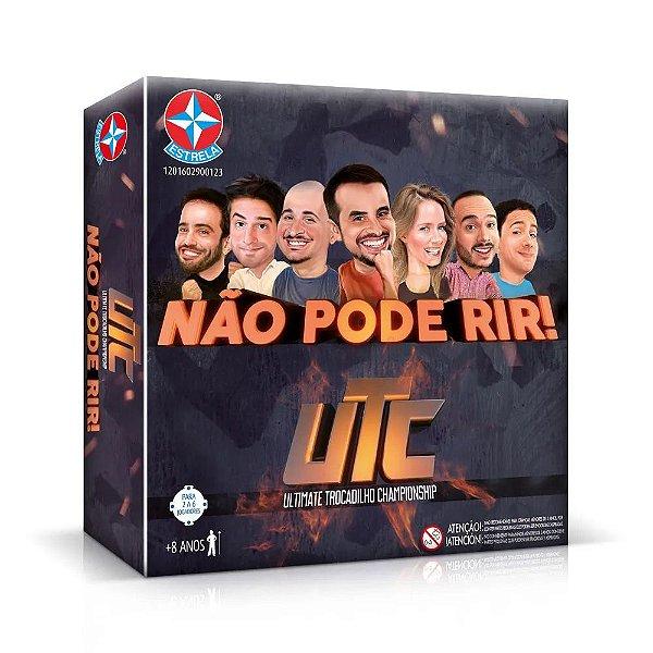 Jogo Não Pode Rir! - UTC Ultimate Trocadilho Championship - Estrela