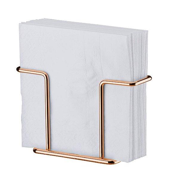 Porta Guardanapos Rose Gold - Future