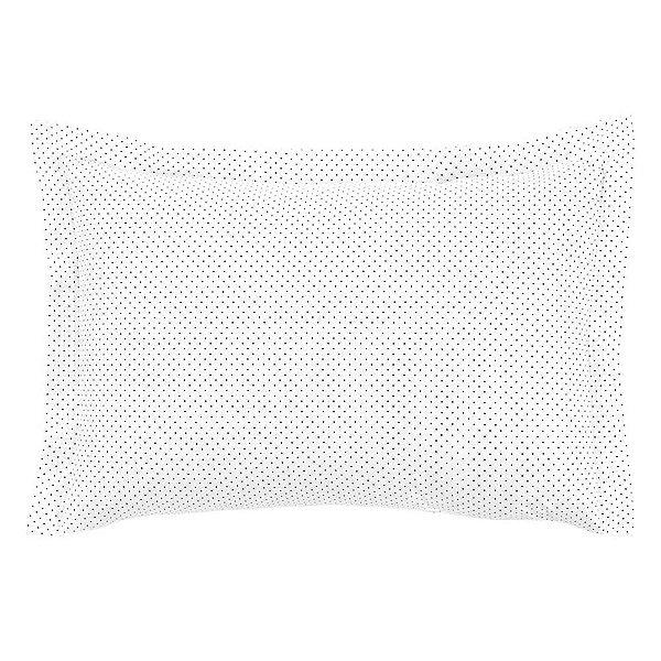 Fronha Avulsa All Design 50 x 70cm - Mini Branco - Altenburg