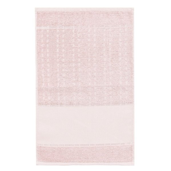 Toalha de Lavabo Multi Arte III Para Pintura - Rosa Claro - Döhler