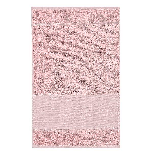 Toalha de Lavabo Multi Arte III Para Pintura - Rosa - Döhler