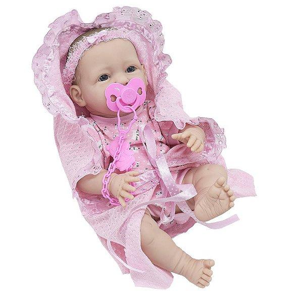 Boneca Diver Newborn Faz Xixi - Divertoys