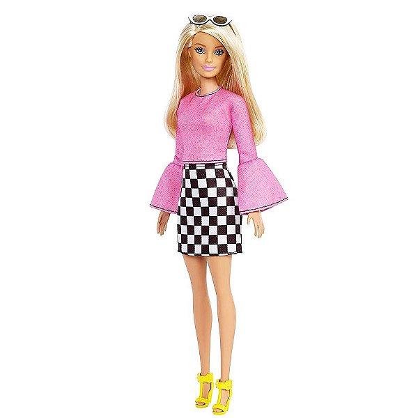 Barbie Fashionista Original - Blonde Hair - Mattel