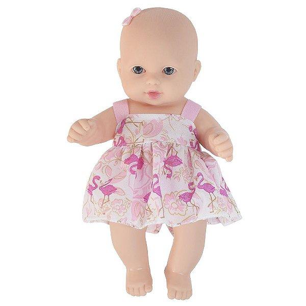 Boneca Baby Jr. Fofinha - Cotiplás