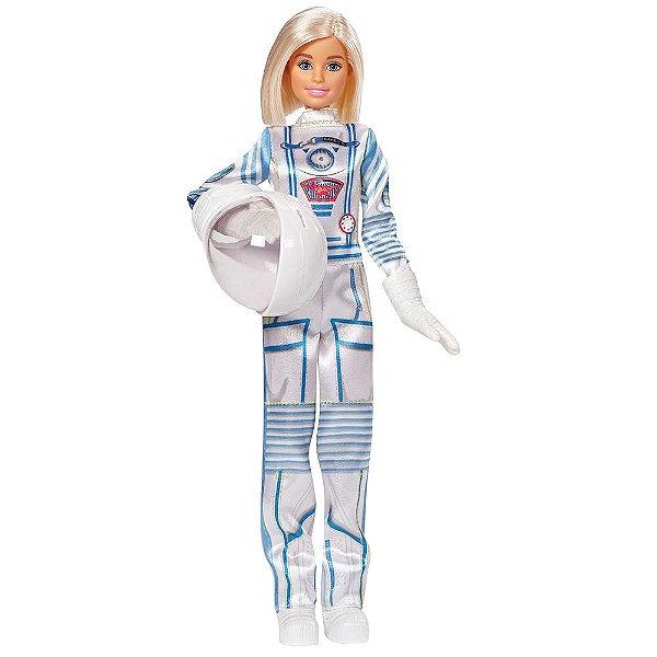 Barbie Profissões Coleção 60 anos - Astronauta - Mattel