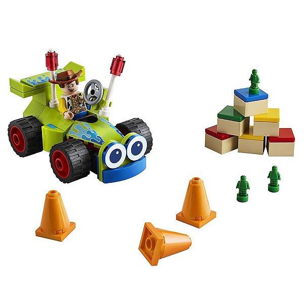 Lego Juniors - Woody e RC de Toy Story - Lego
