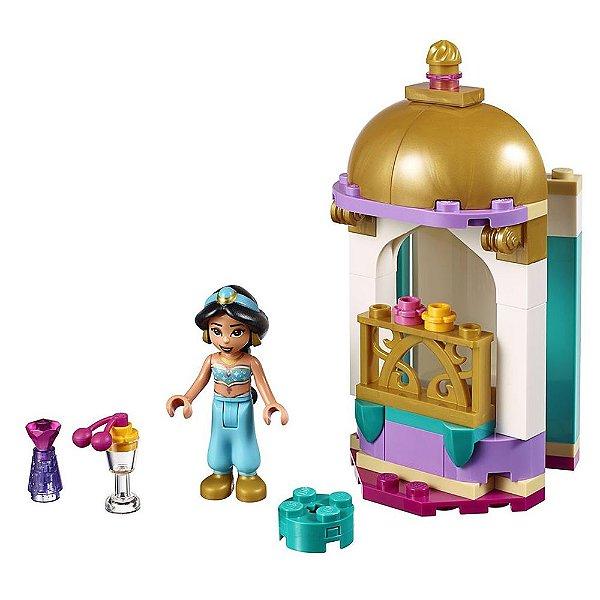 Lego Disney - Pequena Torre da Jasmine - 49 peças - Lego