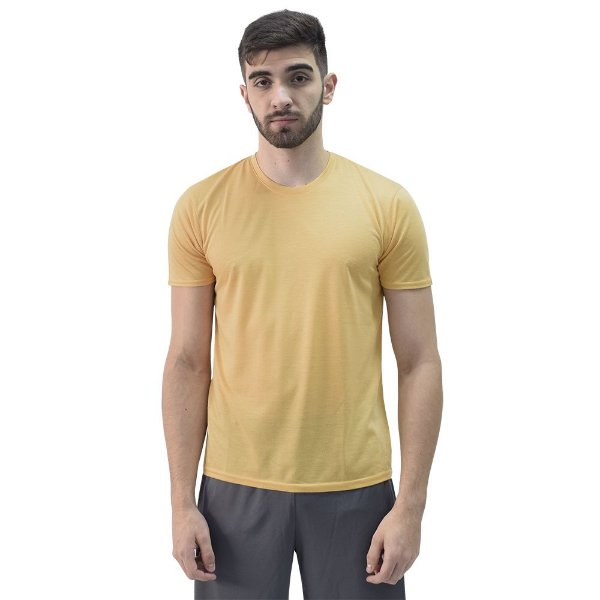 Camiseta Original Fitness - Amarelo - Yacht Master
