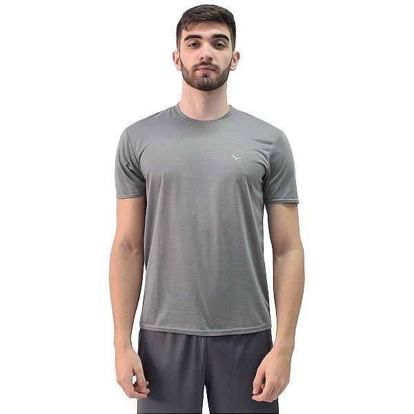 Camiseta Original Fitness - Cinza - Yacht Master