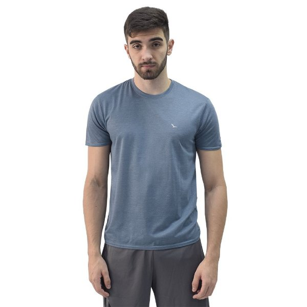 Camiseta Original Fitness - Azul Claro - Yacht Master