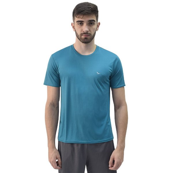 Camiseta Original Fitness - Azul - Yacht Master
